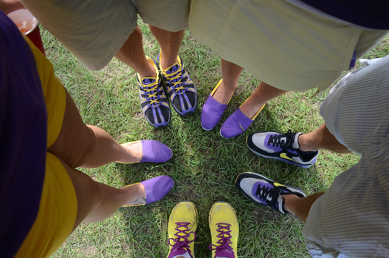 9/1 ECU vs App State ECU Shoes