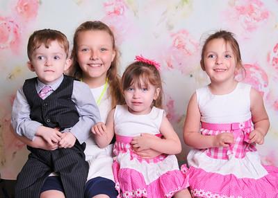Palmer Family Arpil 2016