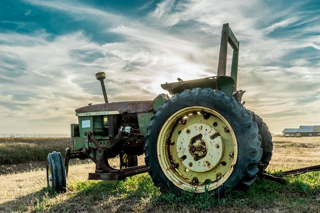 Retired Field Worker