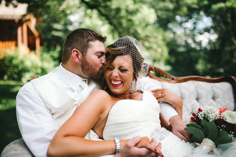 Kilbuck Creek Wedding Portraits