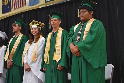 South Wasco's 2018 Graduation