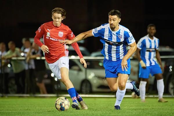 Floreat Athena FC v Gwelup Croatia SC