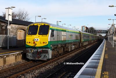 Portlaoise (Rail), 18-11-2016