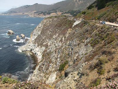 Pebble Beach, Monterey, San Francisco Scenes