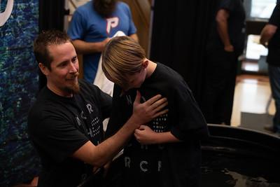NC Guthrie Baptism 6-24-18