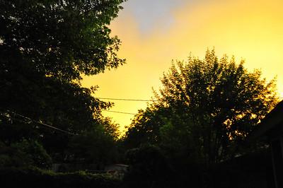 2012-05-04 - Perigee Moon Sunset