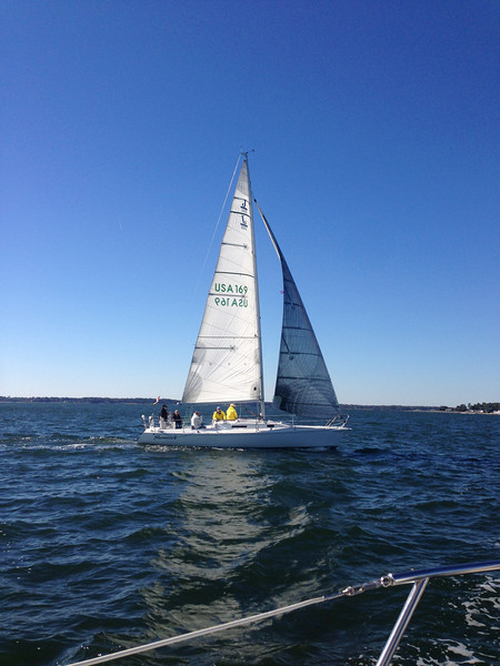10/26 Closing Day Regatta Shamrock