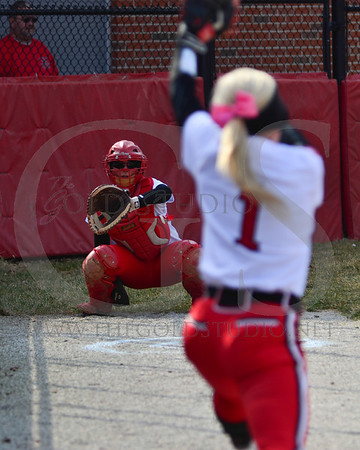 Rock Hill Vs Ports Clay Scrimmage SB 3-24-2014