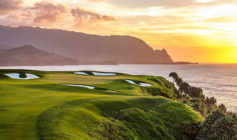 Princeville Makai Golf Photography