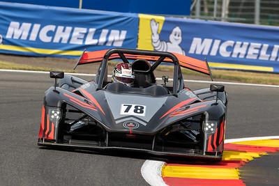 2020 Britcar Championship - Spa Francorchamps