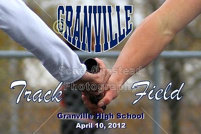 2012 Meet at Granville (04-10-12)