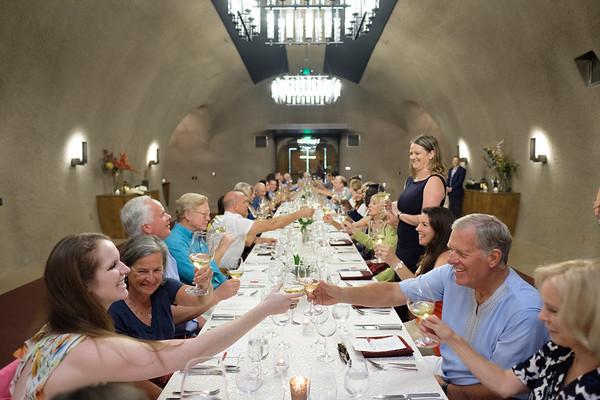 Vintner's Luncheon at B Cellars