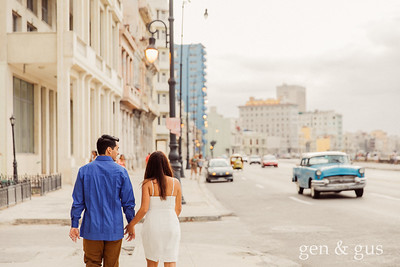 Steph & Jason Havana, Cuba