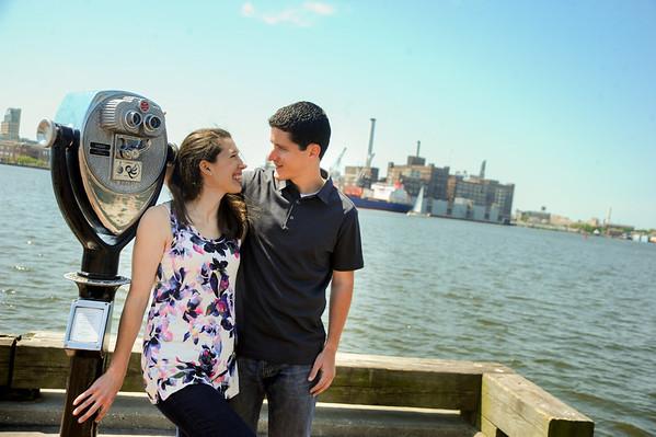 Jennifer & Conrad are Engaged!
