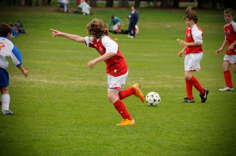 Chilliwack Soccer Team