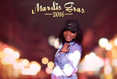 HCC Mardis Gras 2016