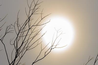 Let the sun shine ...