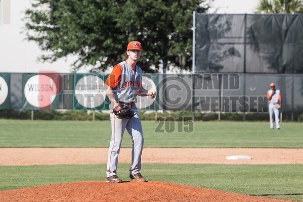 Dr. Phillips Panthers @ Boone Braves Varsity Baseball District Championship Game - 2015