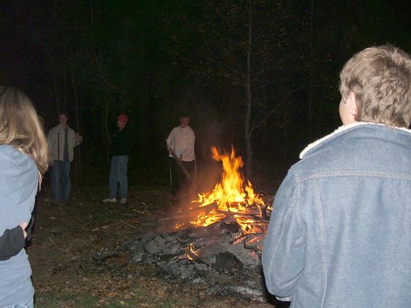 2005-11-19: Bonfire