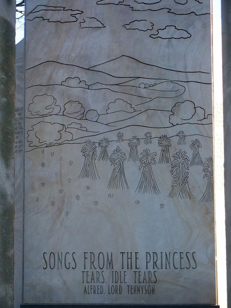 Songs from the Princess. Tears. Idle Tears
