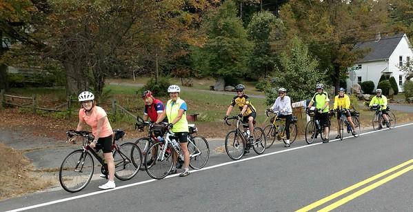 October 8 Saturday Traditional Ride