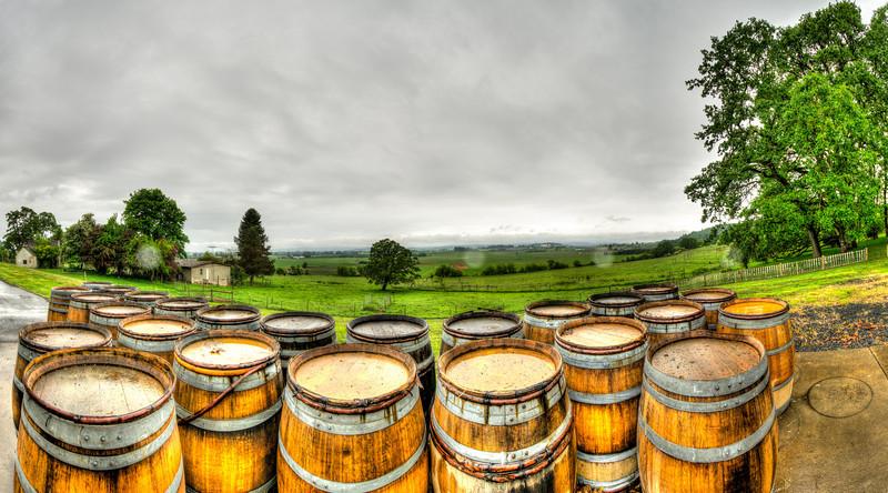 Wine Country Vistas
