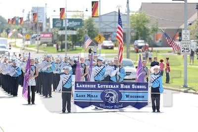 Gemuetlichkeit Days Parade