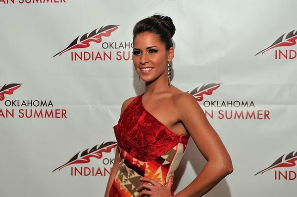 Oklahoma Indian Summer: Native fashion 02-11-14