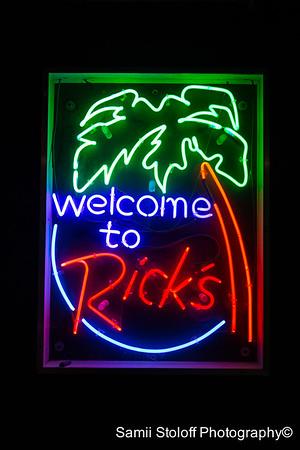 Rick's Israeli Cafe