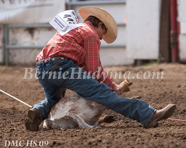 Steer Wrestling & Tie Down Roping
