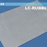 SKU: LC-RUBBER/A4, A4 Size 2.3mm Thickness Laser Rubber Stamp Sheet for Laser Engrave Rubber Stamp Making