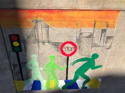 Sidewalk Chalk Art Contest 10/20/17