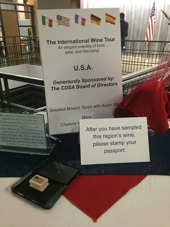 CDSA wine tour