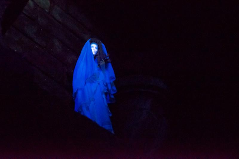 Haunted Mansion Hurry Baaack - Magic Kingdom Walt Disney World