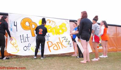 Girl's Softball Senior Night & Game (Photos by Destiny Holmes)