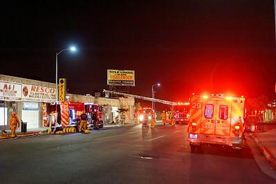 Washington Incident (LAFD)