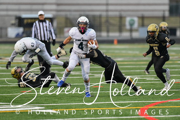 Football Freshman - Stone Bridge vs Freedom 03.16.2021 (by Steven Holland)