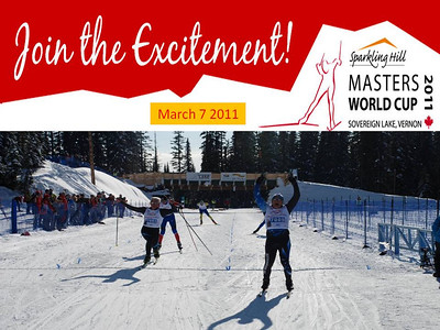 Sparkling Hill Masters World Cup Mar 7