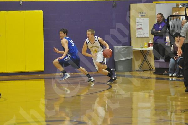 Basketball: Bucksport Boys vs. Sumner 12/10