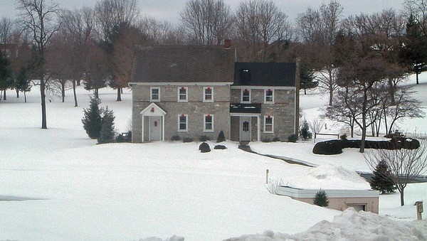 February 23, 2003:  Brunch at Willow Valley Resort, Lancaster, PA .  .  .