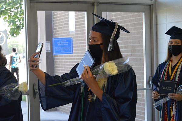 Michigan City High School Graduation 2021