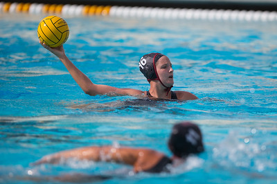 Women's Water Polo - APU vs McKendree University 20170304