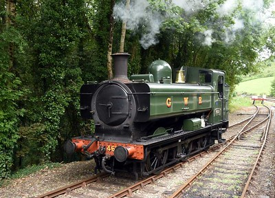 Bodmin & Wenford Railway, 2017