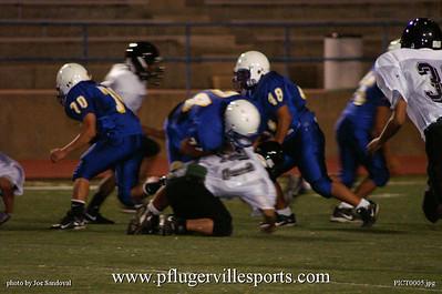 Pflugerville Freshmen vs. Connally Cougars