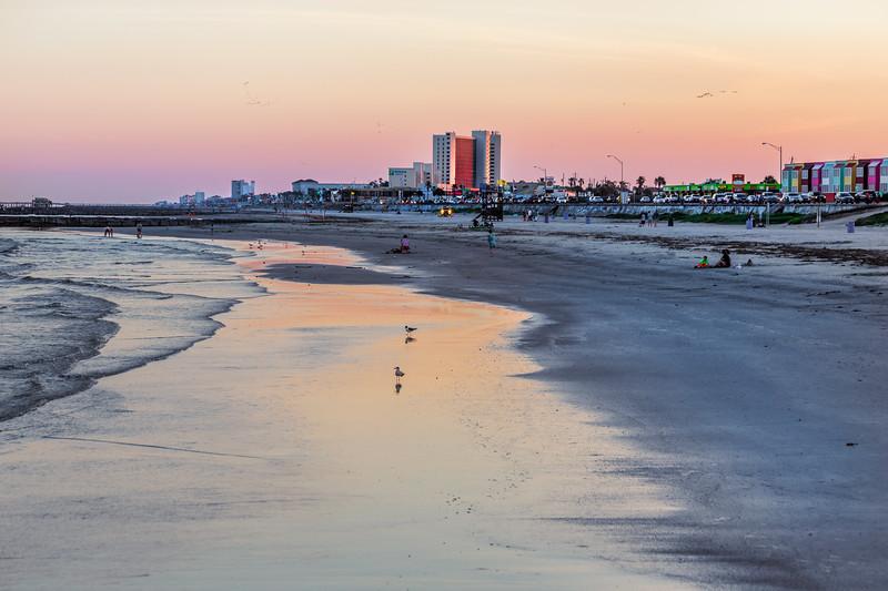 Sunset - Galveston, TX