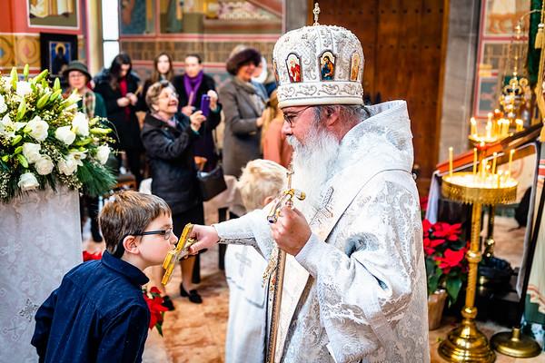 Liturgy for the Old Calendar Feast of the Nativity