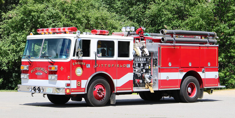 Engine 2.  1992 Pierce Arrow   1500 / 1000