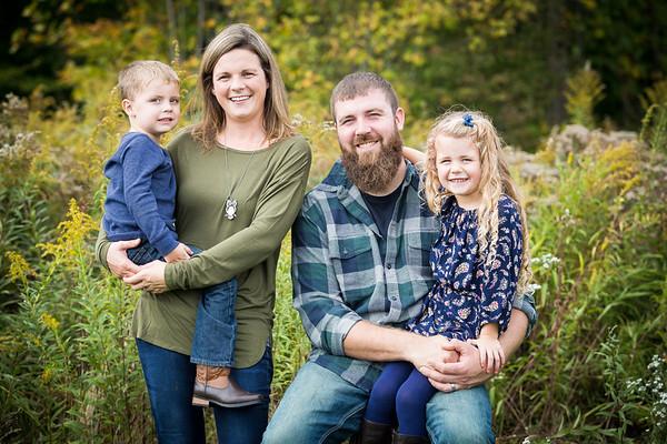 Romanowski Family 2018