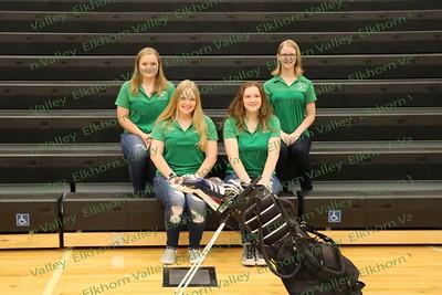 Fall Sports Team Photos