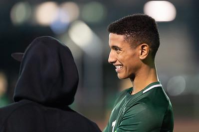 Tigard HS Boys Varsity Soccer vs Canby